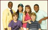 Wallpaper: The Suite Life on Deck