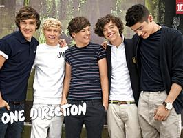 Tapeta: One Direction