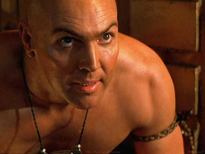 Arnold Vosloo - Images