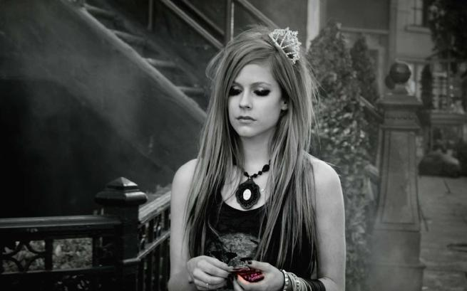 Tapeta: Avril Lavigne
