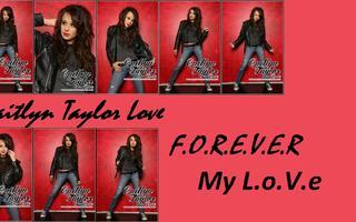Tapeta: Caitlyn Taylor Love