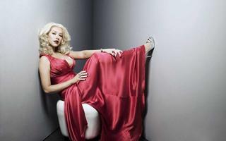 Tapeta: Christina Aguilera