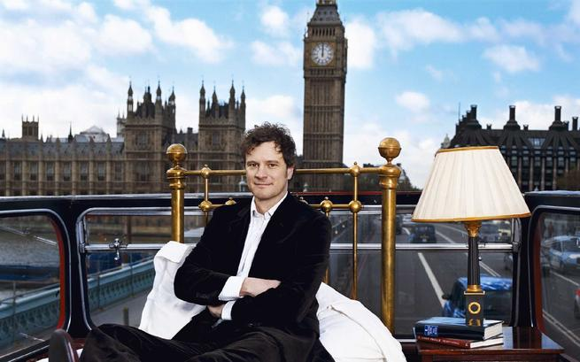 Tapeta: Colin Firth