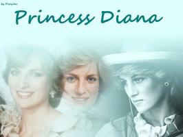 Tapeta: Diana Spencer