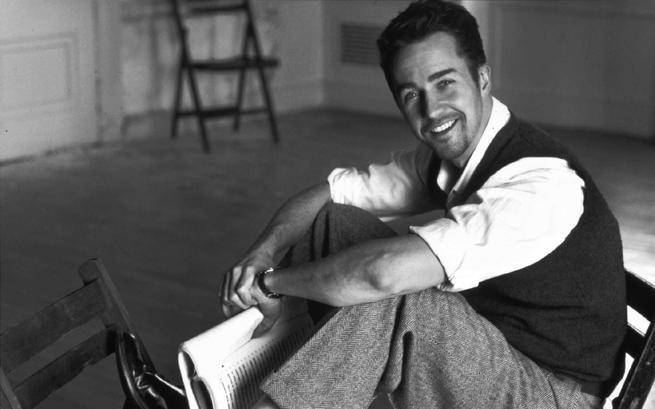 Tapeta: Edward Norton