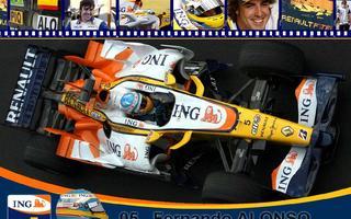 Tapeta: Fernando Alonso