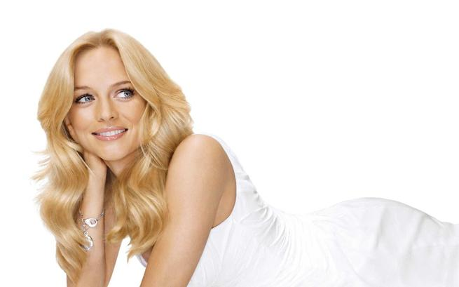 Tapeta: Heather Graham