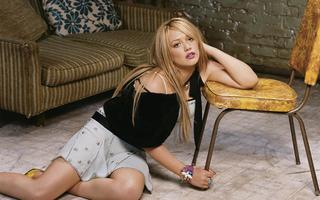 Tapeta: Hilary Duff