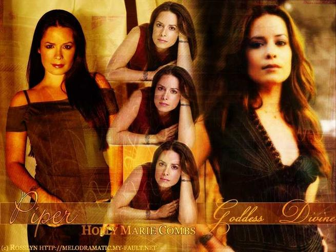 Tapeta: Holly Marie Combs