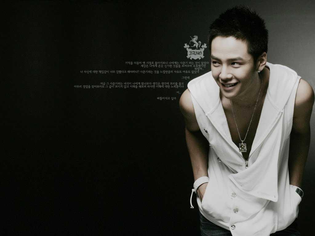 Jang Geun Suk - Wallpaper