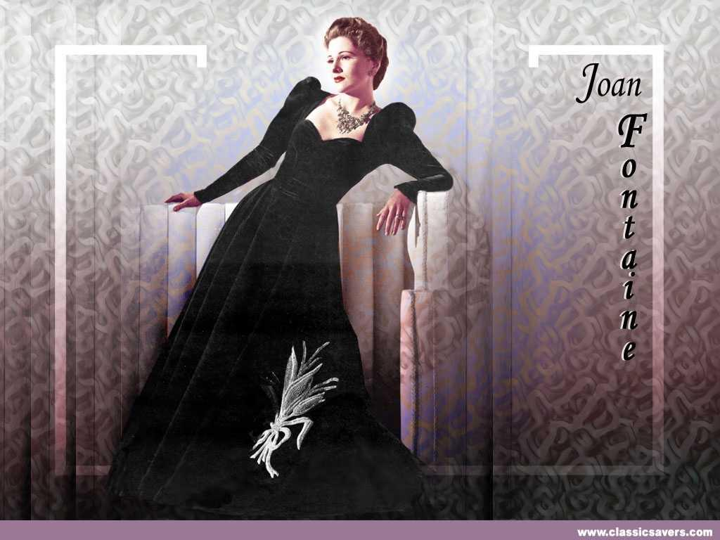 Joan Fontaine - Gallery Photo