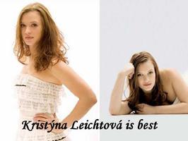Tapeta: Kristýna Leichtová
