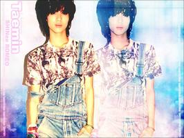 Tapeta: Lee Taemin