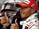 Wallpaper: Lewis Hamilton