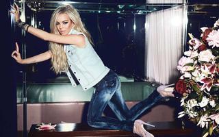 Tapeta: Lindsay Lohan