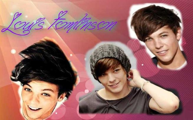 Tapeta: Louis William Tomlinson (Tommo)