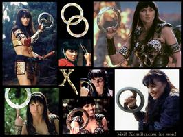 Tapeta: Lucy Lawless