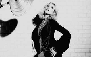 Tapeta:  Madonna