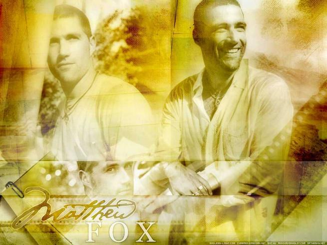 Tapeta: Matthew Fox