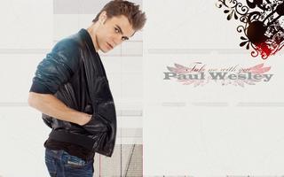 Tapeta: Paul Wesley