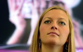 Tapeta: Petra Kvitová