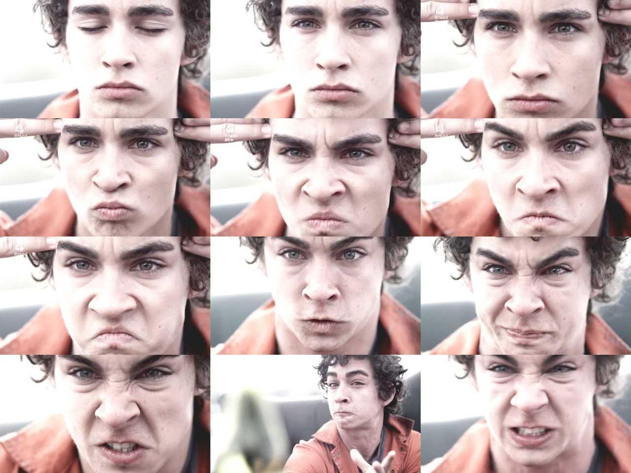Robert Sheehan - Picture