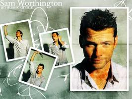 Tapeta: Sam Worthington