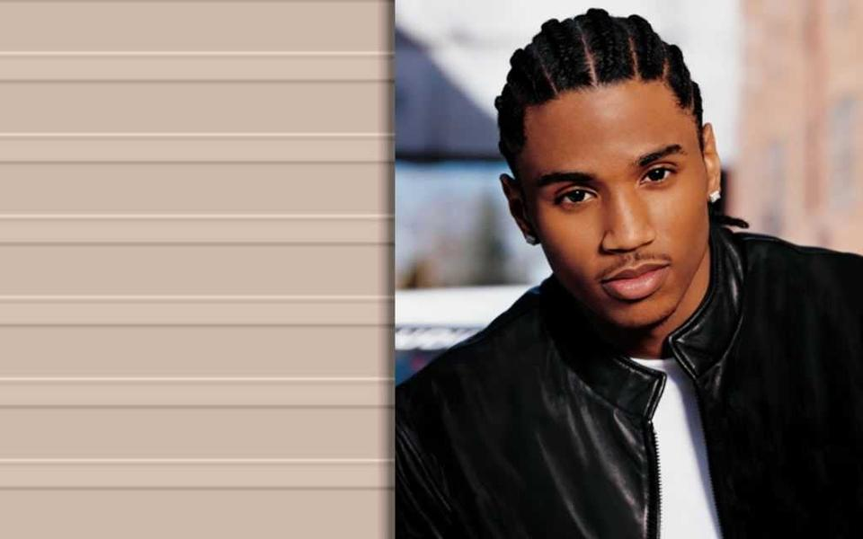 trey songz wallpaper for desktop. Trey Songz