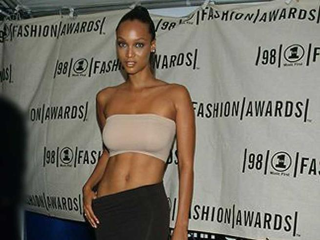 Tapeta: Tyra Banks