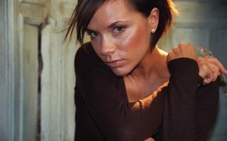 Tapeta: Victoria Beckham