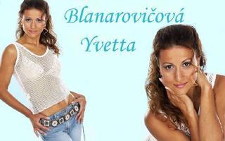 Tapeta: Yvetta Blanarovičová