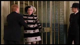 """""""102 Dalmatians"""" Deleted Scene ~ Cruella's Release"""