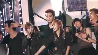 110528 Dream Concert Ending 2PM & miss A (Fancam)