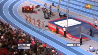 1500m Women Final European Athletics Indoor Championships 2011 Paris