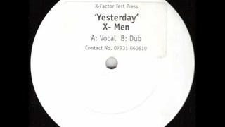 (1999 UK-G) Debelah Morgan - Yesterday (X-Men Vocal)