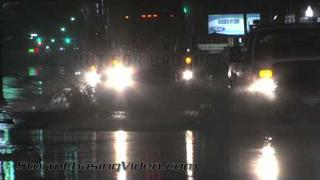 2/3/2012 Canadian, TX Hail Lightning footage