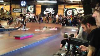 2012 Tampa Pro Best Trick - Mike Vallely VS. The Wall HD