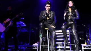 Adam Lambert & Alisan Porter: Aftermath
