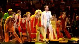 Adam Pascal - One Night In Bangkok - Chess In Concert