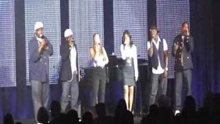 AHMIR, Lisa Lavie, Sheena Melwani & David Sides perform Michael Jackson Medley