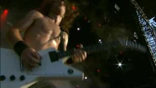 Airbourne @ Wacken 2008 Cheap Wine And Cheaper Woman Proshot