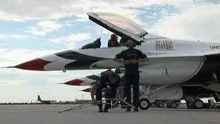 America's Team: Being A US Airforce Thunderbird