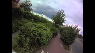 Ampere Way - Cycling Facilites