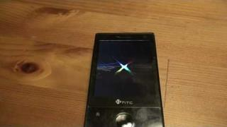 Android 2.01 on HTC Touch Diamond
