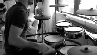 """Angra - """"Nothing to Say"""" drum cover"""