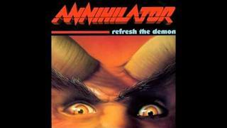Annihilator - A Man Called Nothing [HD/1080i]