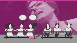 Anti-feministická CZ - Ta Jana z Velké Ohrady