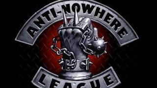 Anti-nowhere league - Snowman