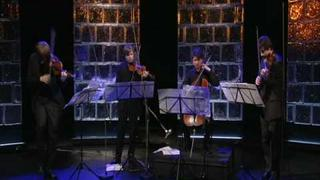 Apollon Musagete Quartett plays its own composition - Multitude for String Quartet (2010)