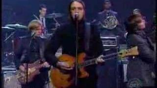 Arcade Fire - Rebellion (Lies) - Live on Letterman
